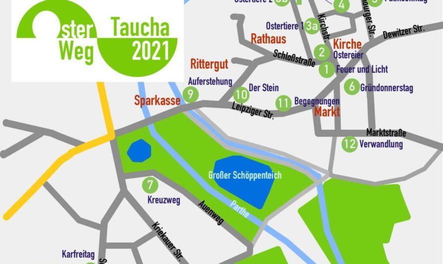 Osterweg Taucha 28.3.–11.4.