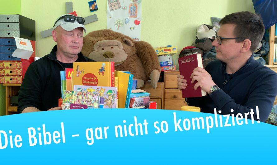 """Christenlehrevideo """"Die Bibel"""""""