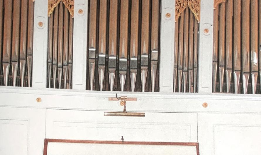Familiengottesdienst und Konzert zum Orgeljubiläum in Plaußig am 10.7.